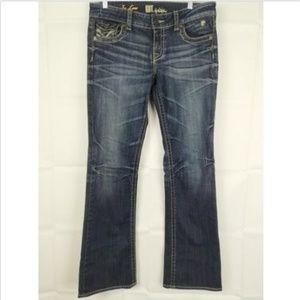 KUT From the Kloth Boyfriend boot cut Jeans 8